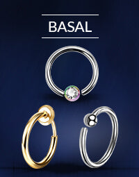 Basal Earrings