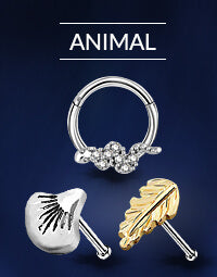Animal Nose Rings