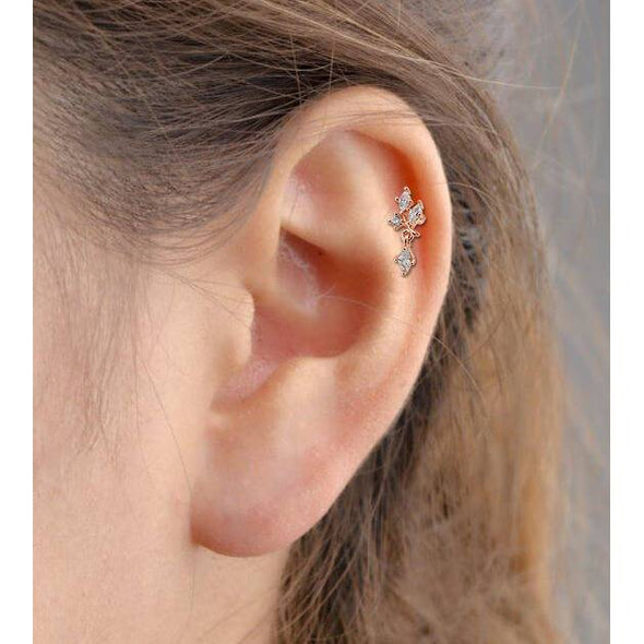 helix piercings stud
