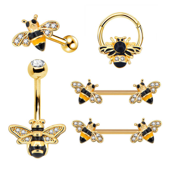 Golden Bee Collection Set