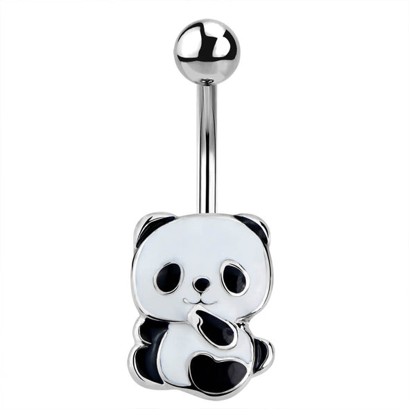 Panda Body Jewelry Collection Set of 5