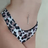 top and bottom belly button ring