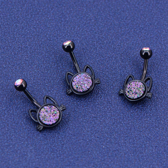 oufer cat belly ring pack