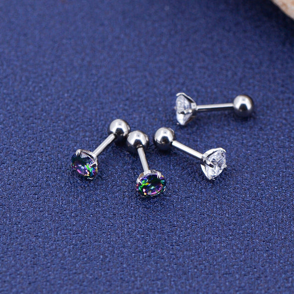 surgical steel cartilage earrings