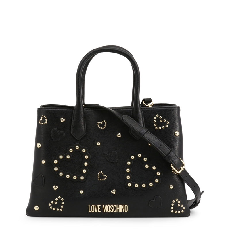Love Moschino Women's Black Tote Bag