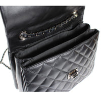 Quilted Leather Handbag & Shoulder Bag