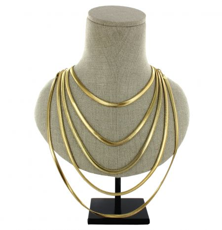 Menbur Waterfall Necklace