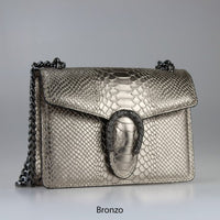 Large Horseshoe Chain Bag