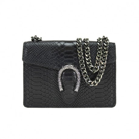 Small Horseshoe Chain Bag