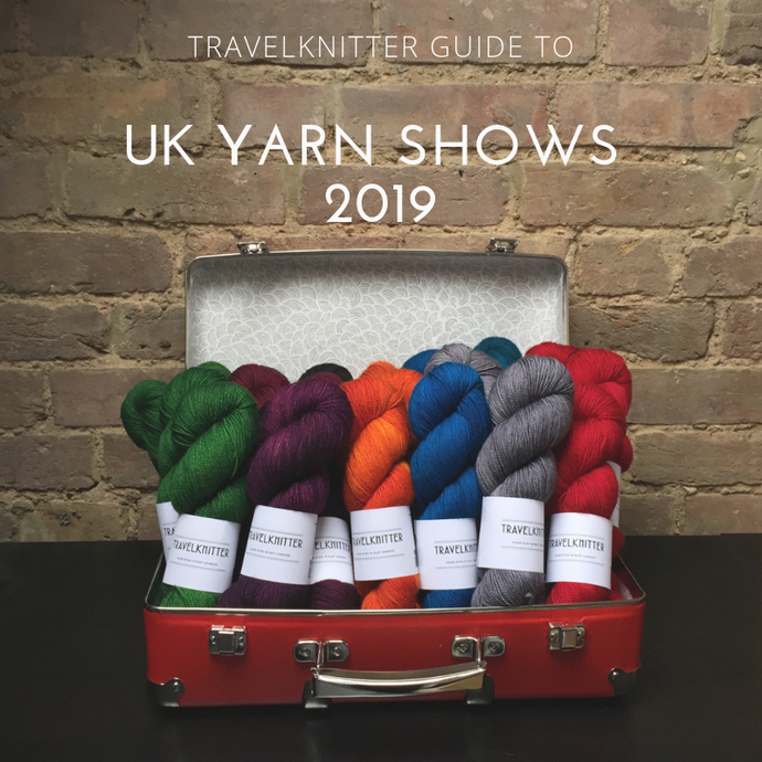 UK Yarn Shows 2019