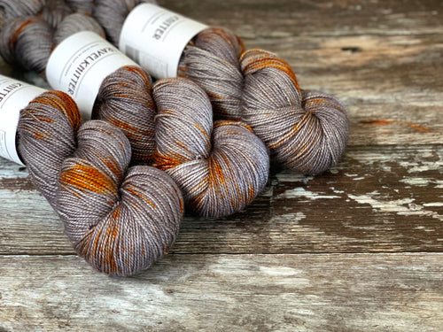 Merino Silk 4ply - Tin Shack