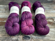 Load image into Gallery viewer, Merino Silk 4ply - Brambleberry