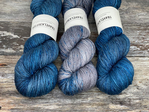 Merino Silk 4ply - Pirates' Bay