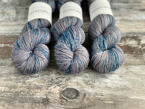 Merino Silk 4ply - Tesselated Pavement  PREORDER