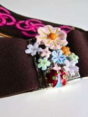 Swarovski English Garden Belt-SOLDOUT