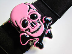 Swarovski Skull n Bones Belt-ONLY 4 LEFT!