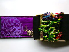 10K Gold Dragon Belt-ONLY 4 LEFT!