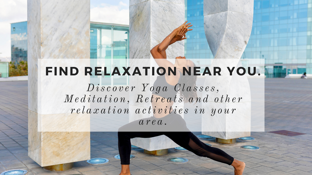 Find Relaxation Near You