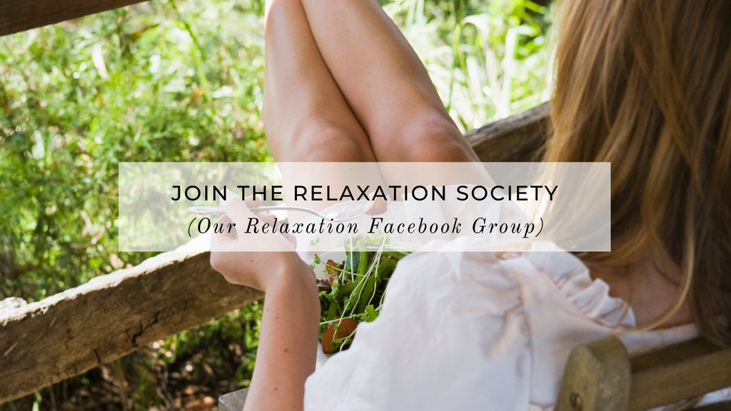 Join The Relaxation Society