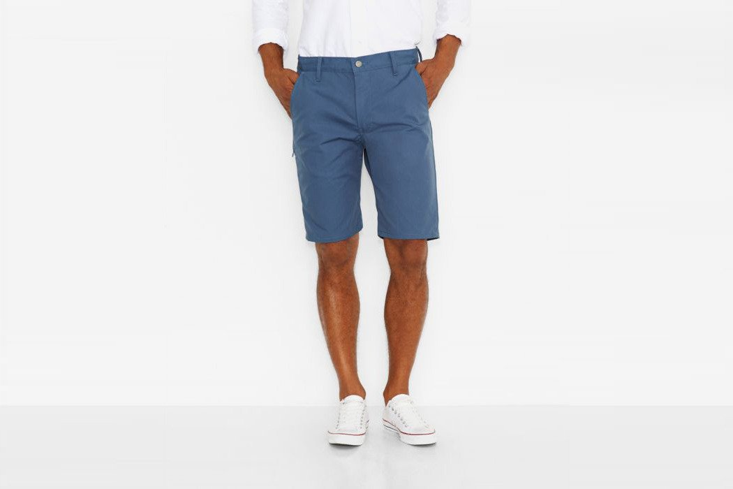Levi's Commuter 504 Regular Straight Shorts