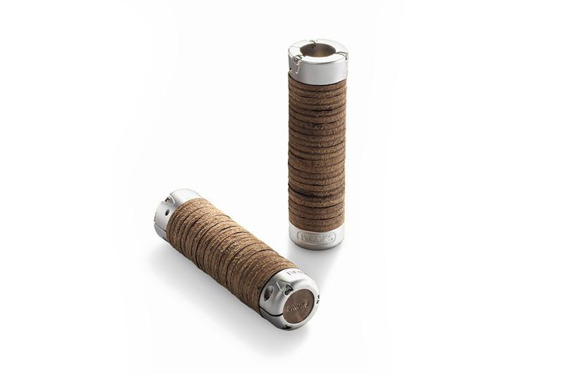 Brooks Adjustable Length Leather Ring Grips