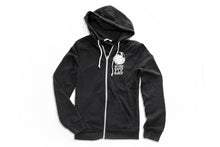 Load image into Gallery viewer, Pure Fix 1940's Zip Hoodie