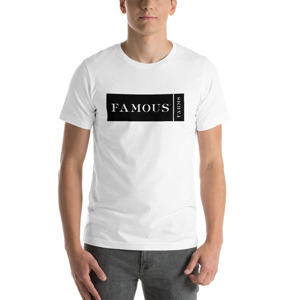 Wide Famous Fill Short-Sleeve