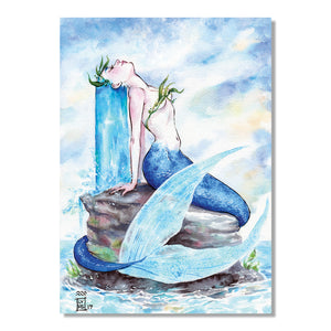 Aquarius Mermaid