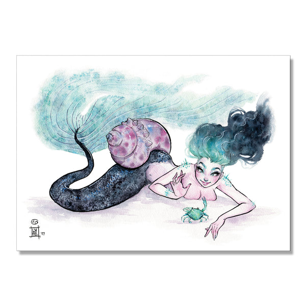 Cancer Mermaid