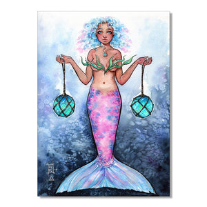 Libra Mermaid