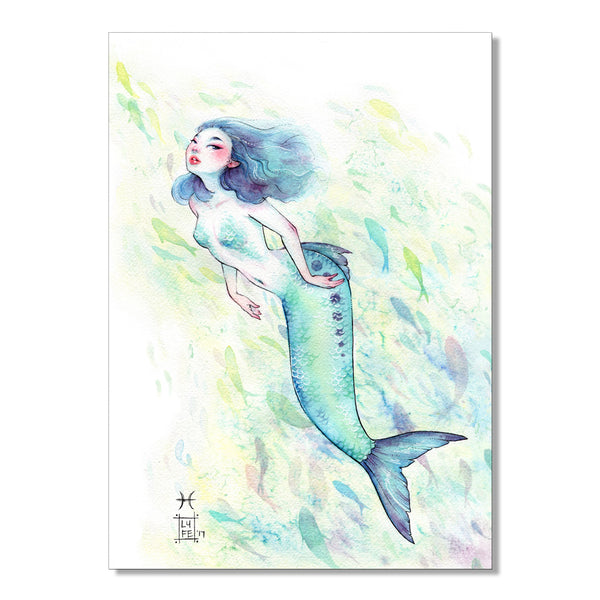 Pisces Mermaid