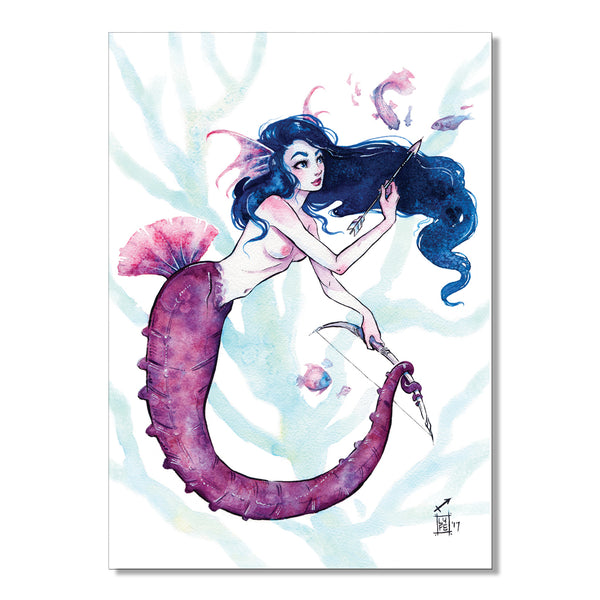 Sagittarius Mermaid