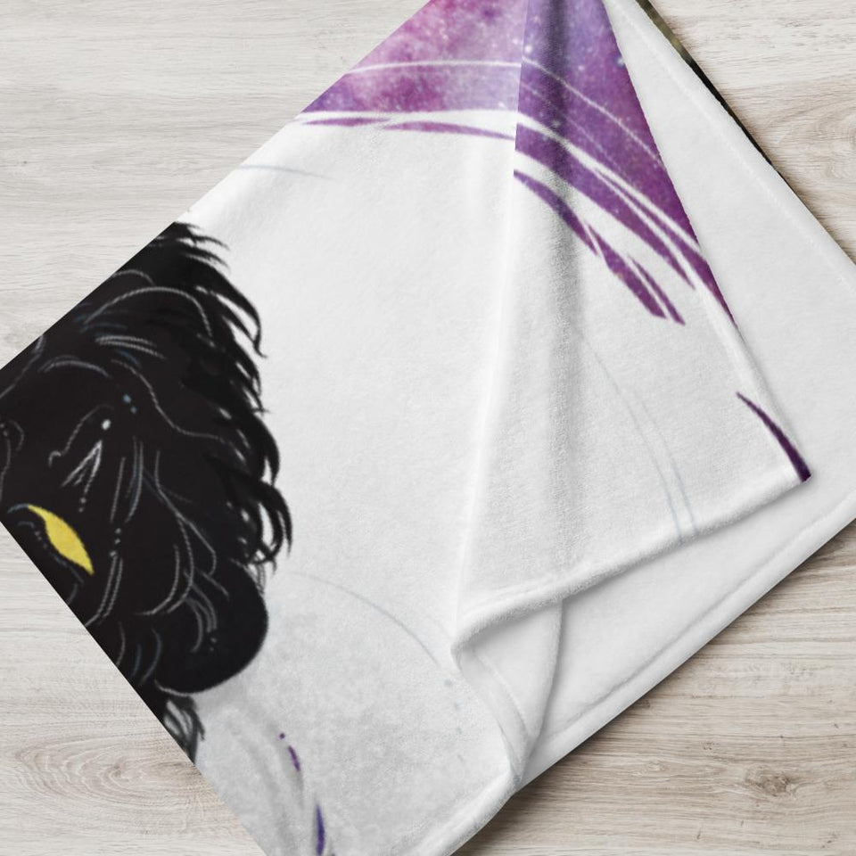 Majesty Throw Blanket
