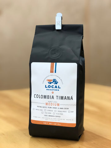 Colombia Timana 12 oz