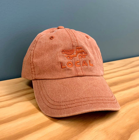 LoRo Hat Orange 2020