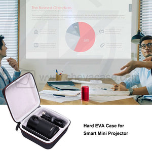 Custom Hard Shell EVA Case for Smart Mini Projector