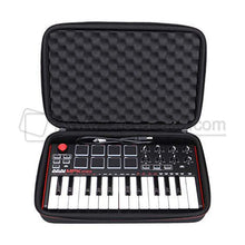 Load image into Gallery viewer, Custom EVA Travel Case for Mini MKII MIDI Drum Pad/Keyboard