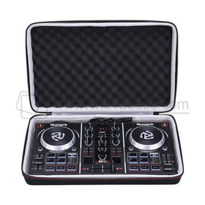 Protective Custom Hard Case with Foam for Starter DJ Controller