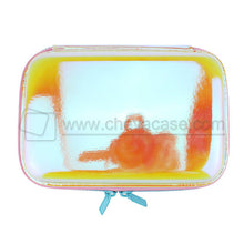 Load image into Gallery viewer, Custom Fashion Discoloration PU Pencil Case