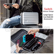 Load image into Gallery viewer, Custom Machine Storage Handbag Suitcase for Nintendo Switch