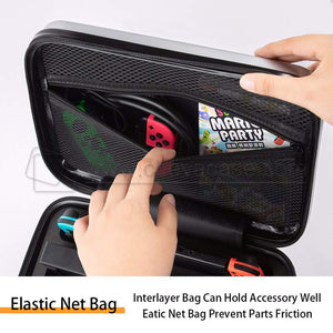 Custom Machine Storage Handbag Suitcase for Nintendo Switch