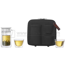 Load image into Gallery viewer, Custom Hard EVA Storage Tea Set Travel Bag