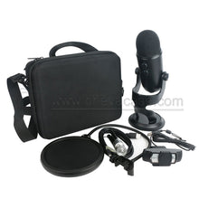 Load image into Gallery viewer, Portable Custom Carrying Case for USB Microphone