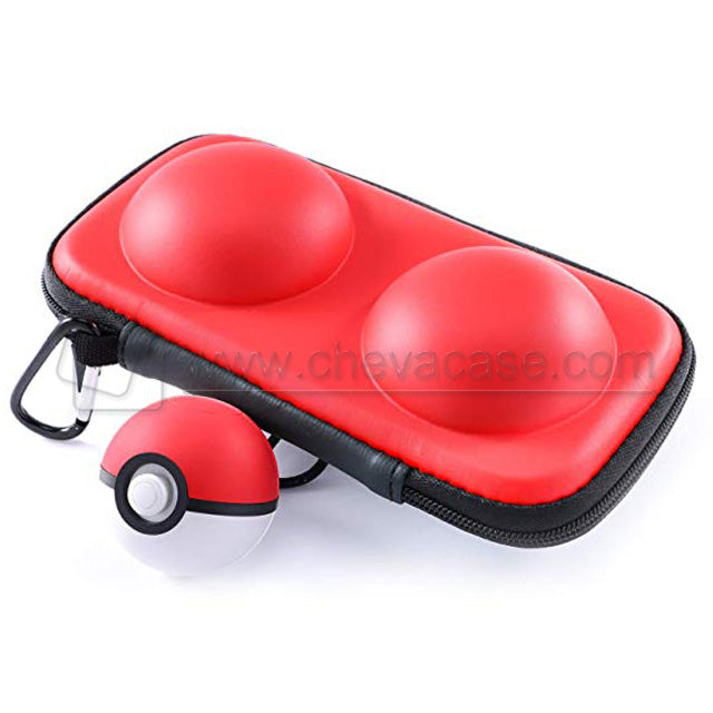 Personalized Carrying Case for Poke Ball Plus