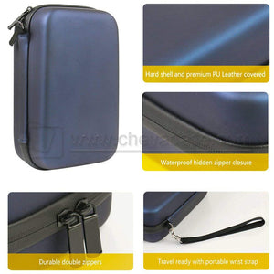 Custom Travel Case Medical Cooling Bag Diabetic Organizer