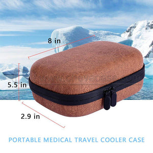 Custom Medical Insulin Cooler Travel Case