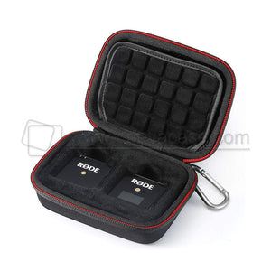 Custom Hard Travel Case for Wireless Microphone System