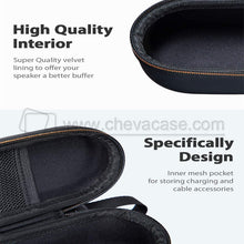 Load image into Gallery viewer, Custom Portable Travel Carrying Case for Bluetooth Speaker