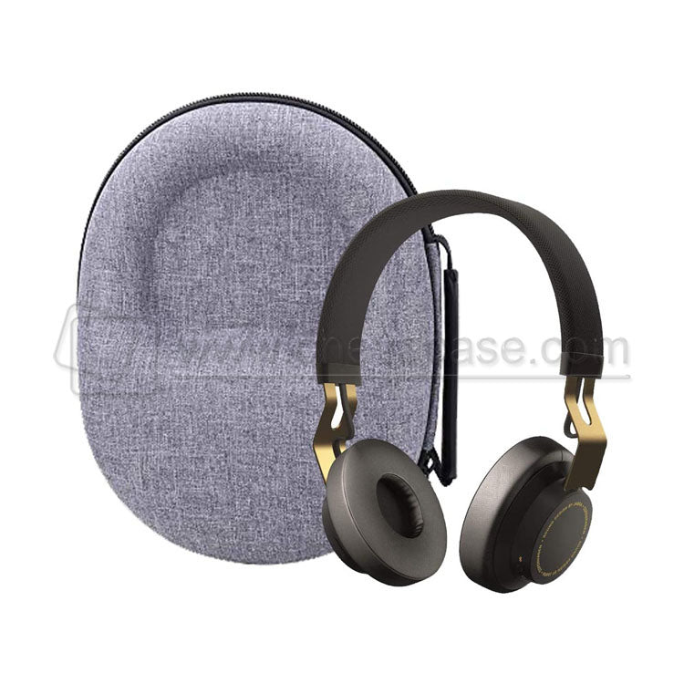 Custom Hard Carrying Case for Wireless Stereo Headphone