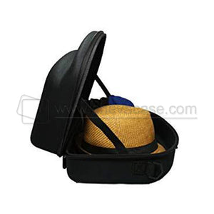 Custom Fedora Hat Carrier Baseball Cap Case Box